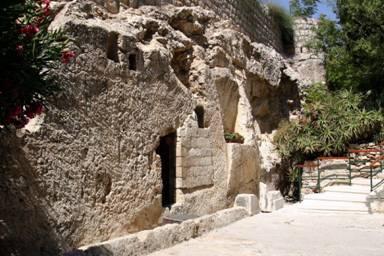 Grădina Mormântului, Ierusalim